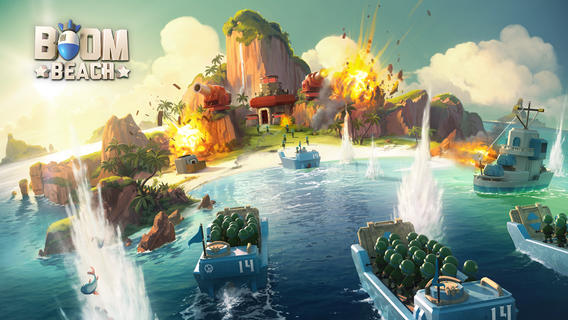 Boom Beach Unlimited Hack