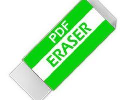 PDF Eraser Pro crack 2016